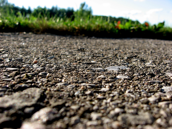 road-surface